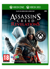 Xbox One & Xbox 360 juego figuras assassins creed Revelations nuevo