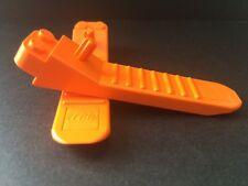 LEGO New Lot Of 2 Orange Element Brick Separator Tool Accessory