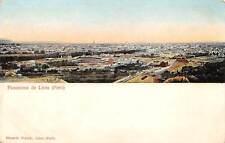 LIMA, PERU ~ TOWN OVERVIEW, POLACK PUB ~ c. 1902