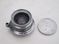 "RARE Leica LTM SM Schneider-Kreuznach 35mm f:2.8 Xenogon lens NICE ""LQQK"""