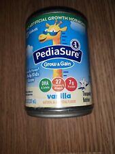 Pediasure 20-8 Oz Cans Vanilla Flavored Expiration July 2021