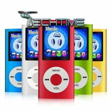 LETTORE PLAYER MP4 MP3 4GB 8GB 16GB 32GB VIDEO AUDIO FOTO RADIO FM NUOVO 2018