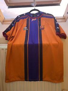 Barcelona Away Shirt 1997-98 - Large