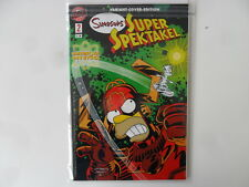 Bongo comics group Panini Simpsons Super espectáculo Erlangen 2008 Variant por: 0-1