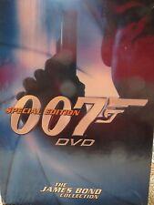 James Bond Collection - Special Edition 007: Volume 1 (DVD, 2002, 7-Disc Set)
