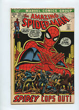 AMAZING SPIDERMAN # 112 - SPIDEY COPS OUT - STAN LEE ROMITA