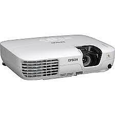 Cheap Epson EB-S9 Home Cinema LCD Projector 2500 Lumens New Lamp Installed