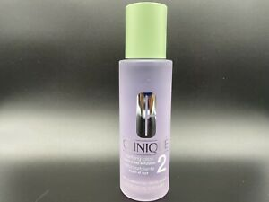 Clinique Clarifying Lotion 2 without box 6.7 fl oz. New