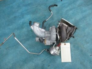 Bentley Continental Gt Gtc Flying Spur turbo charger left #4659