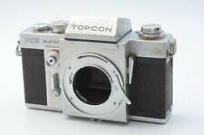 Topcon Re Super 35mm Caméra à Film 17712
