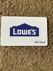 LOWE'S $200 Gift Card NEW.  No Expiration, Valid On-line And In Stores For Sale