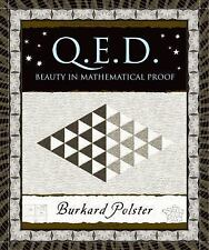 Q.E.D.: Beauty in Mathematical Proof Wooden Books