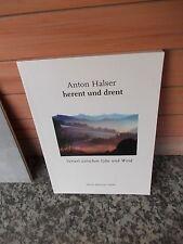 Herent und drent, von Anton Halser, aus dem Edition Münchner Palette