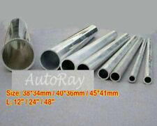 "6061 ALUMINUM TUBE PIPE ROUND 1.58/""ODx1.42/""IDx12/""x 0.0787/"" Wall //40x36x300MM new"