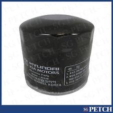 Genuine Hyundai i30 i40 ix20 ix35 Santa Fe Veloster - Oil Filter - 2630035530