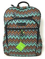 Vera Bradley Campus Backpack In Sierra Stream - NWT - $109 MSRP!
