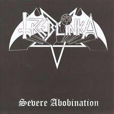 Treblinka - severe abomination / severe abobination (CD), Neuware, NEW, tiamat