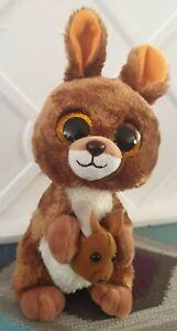 Ty Beanie Boo Kipper Kangaroo