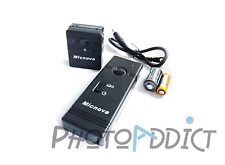 MICNOVA MQ-NW6 - Télécommande Sans Fil Radio compatible Panasonic DMW-RS1/RSL1