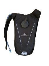 High Sierra 2-Liter Hydration Pack Backpack - Black NEW