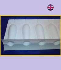 48 x 2 ml Empty Suppository Shell Home Made Suppositories Mould Disposable Molds