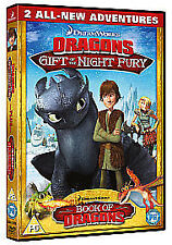DRAGONS - GIFT OF THE NIGHT FURY - NEW / SEALED DVD - UK STOCK