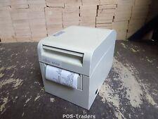 Fujitsu FP-510 USB Bonnen Printer Drucker Bon Ticket POS WIT Receipt INCL PSU