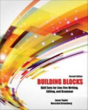 Building Blocks Skill Sets for Live-Fire Writing Editing and Grammar 2nd Edition