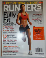 Runner's World Magazine Mantra Power February 2011 031815R