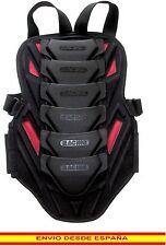 Oferta! Espaldera Proteccion Moto Cross Quad Esqui Enduro Scooter Back Protector