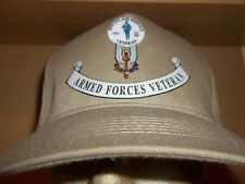 Special Air Service Veteran cap free postage.