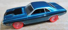1:64 Johnny Lightning '70 Dodge Challenger Preproduction WHITE LIGHTNING