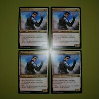 Weapons Trainer x4 Oath of the Gatewatch 4x Playset Magic the Gathering MTG