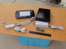NINTENDO Wii U 32GB CONSOLE + GAME PAD TABLET CHARGER ++ DECENT CONDITION
