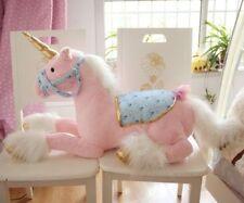 big creative plush Unicorn toy stuffed pink mascot horse doll gift 90cm