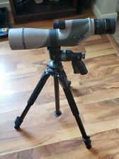 Vortex Razor HD 16-48x65mm Spotting Scope & Vanguard Alta Pro 263AGH Tripod