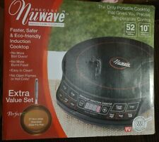 New listing NuWave Precision Induction Cooktop with Free Pan. New never used. With box. Pics