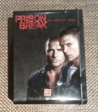 Prison Break / Complete Series / Box Set in Tin / as new / Region 4 - DVD