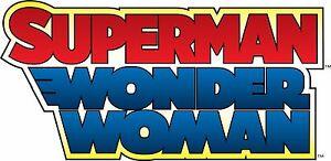 DC HeroClix Superman/Wonder Woman Single Figure
