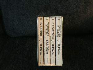The Hobbit / Lord of the Rings Boxed Set & Unfinished Tales