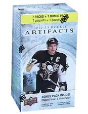 2012-13 Upper Deck Artifacts Blaster Box hockey cards
