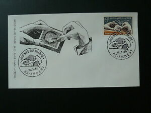 stamp engraving FDC stamp day 1966