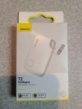 New listing Baseus T2 Wireless Smart Tracker Anti-lost Alarm Tracker Key Finder Child Bag.