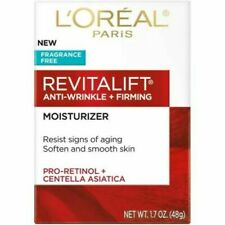 L'Oreal Revitalift Anti-Wrinkle + Firming Moisturizer ~ Fragrance Free