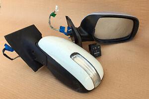 Toyota Yaris, vitz 05-09 Power Folding Side Mirrors with Indicator Lights used