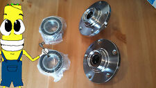 Audi A4 1.8L Front Wheel Hub And Bearing Kit Assembly 1997-2001 PAIR TWO