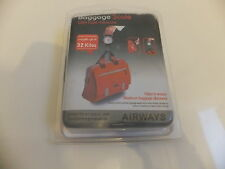 BAGGAGE SCALE WITH TAPE MEASURE (BNIB)
