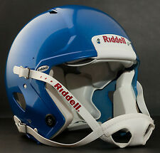 Riddell Revolution SPEED Classic Football Helmet (METALLIC BRIGHT ROYAL BLUE)