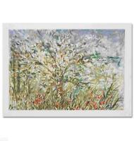 "Edna Hibel      ""Tree in Spring""    MAKE  OFFER"