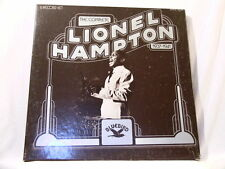 LIONEL HAMPTON Complete 1937-1941 Johnny Hodges Ben Webster 6 LP box set